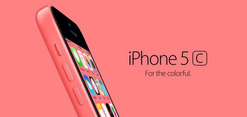 iPhone 5C 8GB ook in Nederland