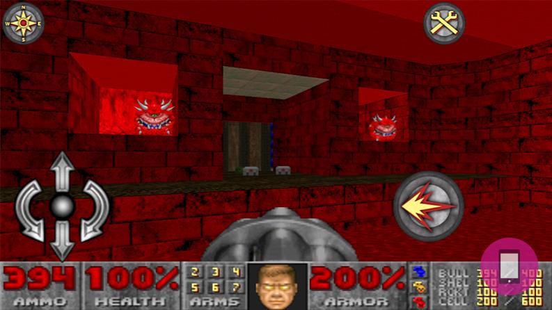 Doom Classic voor iOS
