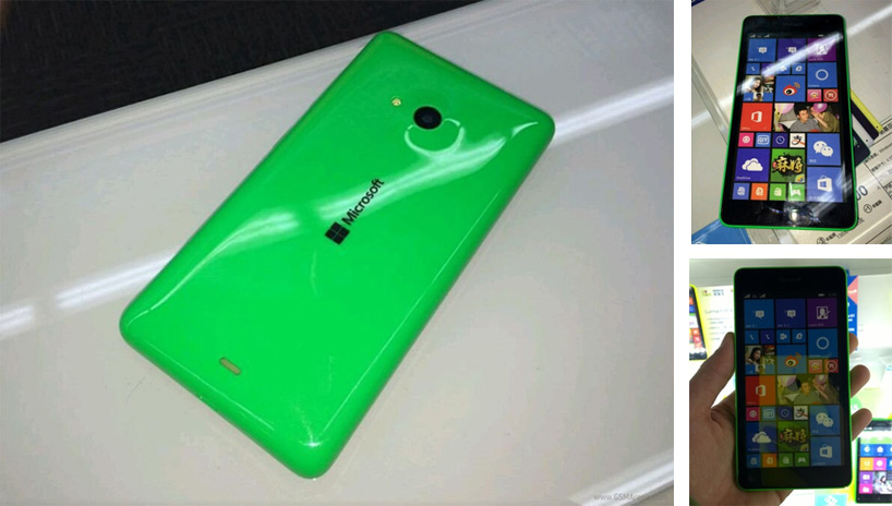 Microsoft Lumia 535 abonnement