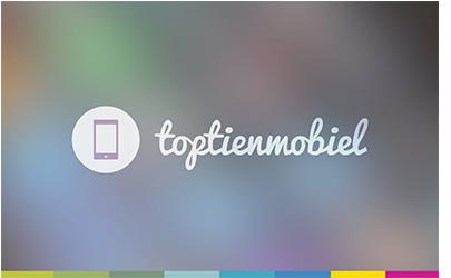 Toptienmobiel.nl brand asset