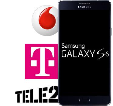 Galaxy S6 preview abonnement