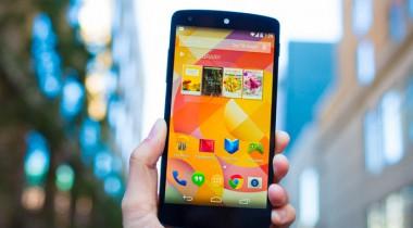 Nexus 5 productie stopt