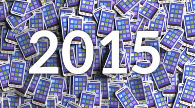 mobiele telefoons 2015