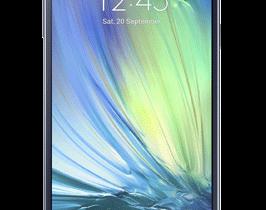 Samsung Galaxy A7 abonnementen Tele2