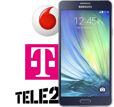 Samsung Galaxy A7 abonnementen en aanbiedingen