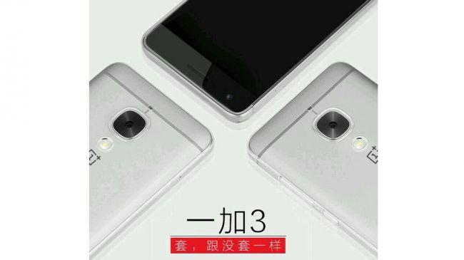 OnePlus 3 marketing lek