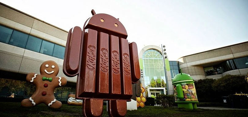 Android KitKat S3