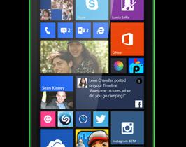 Microsoft Lumia 535 aanbieding abonnement