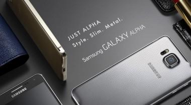 Samsung Galaxy Alpha beschikt over Gorilla Glass 4