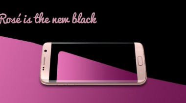 Samsung Galaxy S7 Rose